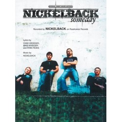 Nickelback : Someday Einzelausgabe