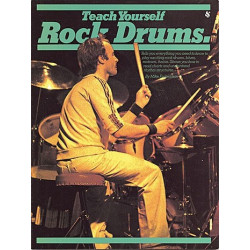 Teach yourself rock drums