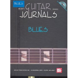 Mel Bay's Guitar Journal vol.5 (+CD) : Blues