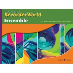 Wedgwood, Pamela: Recorder world ensemble : fun duets, trios and quartets for recorders, score