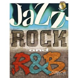 Hosay, James L.: Jazz, Rock and R & B (+CD) : for clarinet