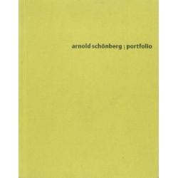 Schönberg, Arnold: Arnold Schönberg Portfolio : Gemälde Bildband (Auswahl)