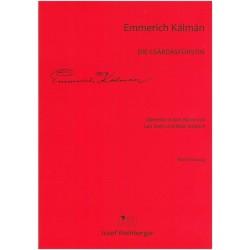 Kálmán, Emmerich: Die Csardasfürstin : Klavierauszug