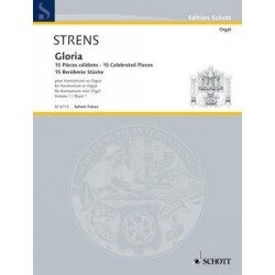 Gloria Album vol.1 : oeuvres celebres