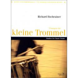 Hochrainer, Richard: Übungen : für kleine Trommel Wiener Schlagwerkschule