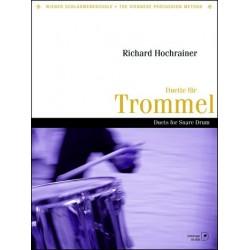 Hochrainer, Richard: Duette für Trommler