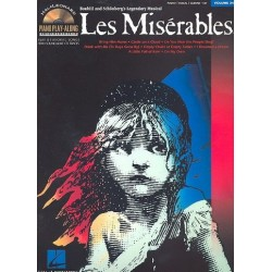 Les Miserables (+CD) : Piano Play-Along