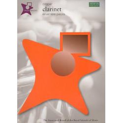 Copper Clarinet Ensemble Pieces