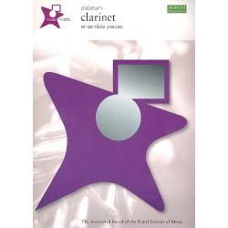 Platinum Clarinet Ensemble Pieces