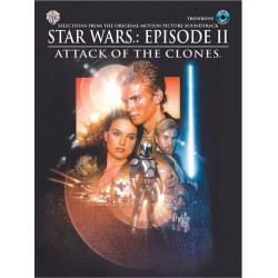Williams, John *1932: Star Wars Episode 2 (selections) : for trombone Attack of the Clones