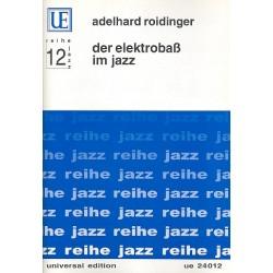 Roidinger, Adelhard: Schule für Jazz-E-Baß