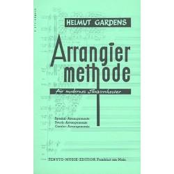 Gardens, Helmut: Arrangier-Methode für modernes Tanzorchester