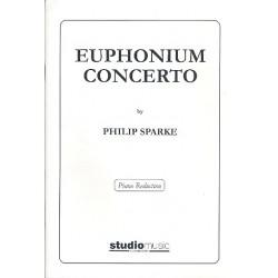 Sparke, Philip: Konzert : für Euphonium und Orchester Euphonium und Klavier