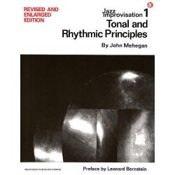 Mehegan, John: Jazz Improvisation vol.1 : tonal and rhythmic Principles