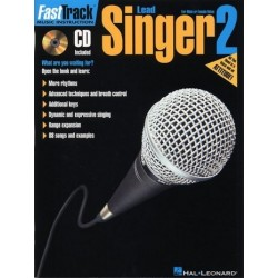 Neely, Blake: Fast Track Lead Singer vol.2 (+CD): for male or female voice