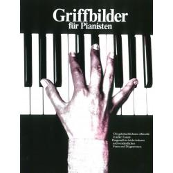 Day, Roger: Griffbilder für Pianisten : Die gebräuchlichsten Akkorde in jeder Tonart