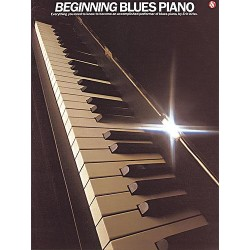 Kriss, Eric: Beginning Blues Piano