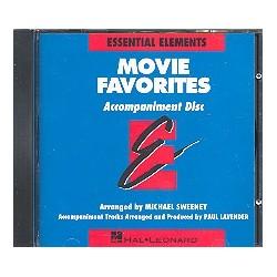Movie Favorites : CD Accompaniment Disc