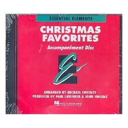 Christmas Favorites : CD Accompaniment Disc