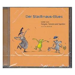 Kielholz, Erika: Der Stadtmaus-Blues : CD