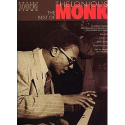 Monk, Thelonious Sphere: The Best of Thelonious Monk : for piano with guitar chords