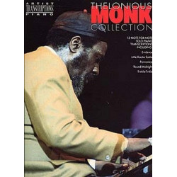 Monk, Thelonious Sphere: Thelonious Monk Collection : for piano with guitar chords