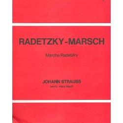 Strauß, Johann (Vater): Radetzky-Marsch : für Akkordeon