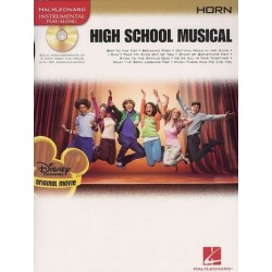 High School Musical (+CD) for horn
