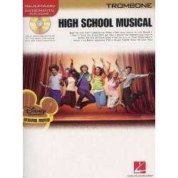 High School Musical (+CD) : for trombone