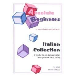 Italian Collection für variable Besetzung ( sehr leicht ) Partitur und Stimmen