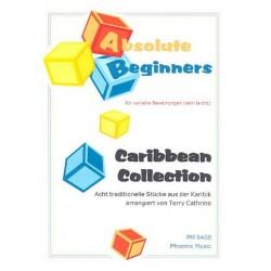 Carribean Collection : 8 St├╝cke f├╝r variable Besetzung ( sehr leicht ) Partitur und Stimmen