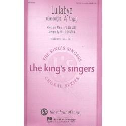 Joel, Billy (William Martin): Lullabye : for mixed chorus a cappella score