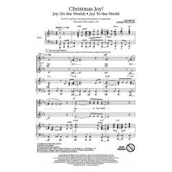 Christmas Joy : for mixed chorus (SATB) and piano
