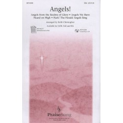 Angels : for female chorus (SSA)