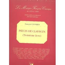 Couperin, Francois (le grand) *1668: Pièces de clavecin vol.4 : Faksimile