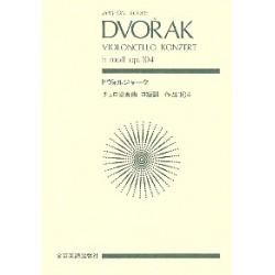Dvorák, Antonín: Konzert h-Moll op.104 für Violoncello und Orchester