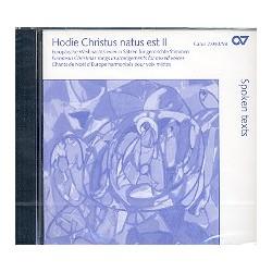 Hodie Christus natus est Band 2 : CD gesprochene Texte (orig)