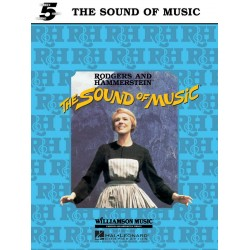 Rodgers, Richard: The Sound of Music (+CD) : for 5-finger-piano
