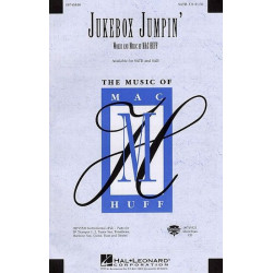 Huff, Mac: Jukebox Jumpin' : for mixed chorus (SATB) and piano