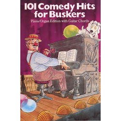 101 COMEDY HITS FOR BUSKERS : C-EDITION