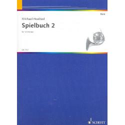 Höltzel, Michael: Spielbuch Band 2 : für 1-3 Hörner