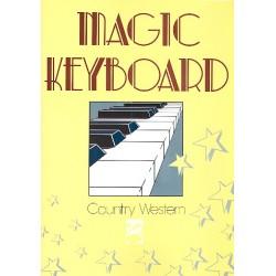 Magic Keyboard : Country Western Band 1