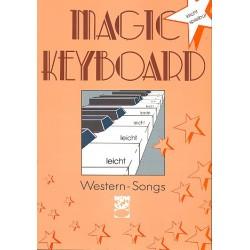 Magic Keyboard: Western-Songs