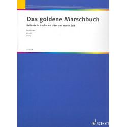 Das goldene Marschbuch Band 1 : für Klavier