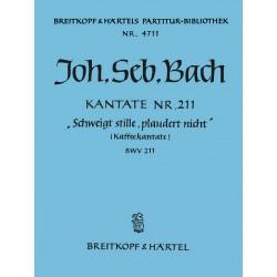 Bach, Johann Sebastian: Schweigt stille plaudert nicht Kantate Nr.211 BWV211 Partitur (dt)