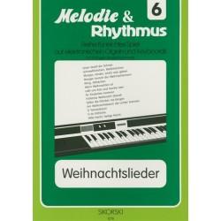Weihnachtslieder : für E-Orgel (Keyboard)