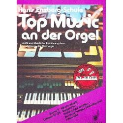Top Music an der Orgel Band 3