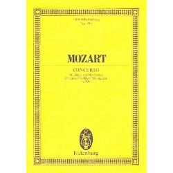 Mozart, Wolfgang Amadeus: Konzert Es-Dur KV495 : für Horn und Orchester Studienpartitur
