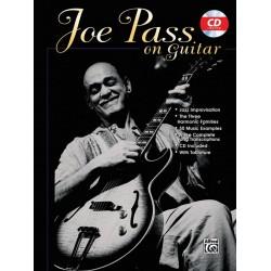 Pass, Joe: Joe Pass on guitar (+CD)