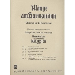 Klänge am Harmonium op.222 Band 1: